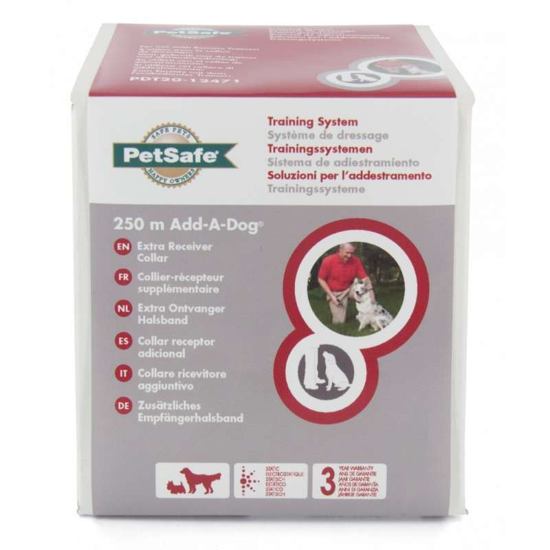 PetSafe Add-A-Dog Collar receptor adicional 250 m 20-71 cm