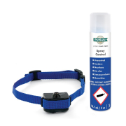 Little Dog Deluxe Spray Bark Control Collar, unscented 50 cm
