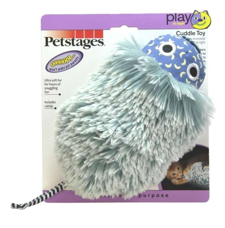Petstages Nighttime Cuddle Toy  Hemelsblauw 21.59x19.05x7.62 cm