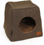 Herringbone Cathouse Marrone