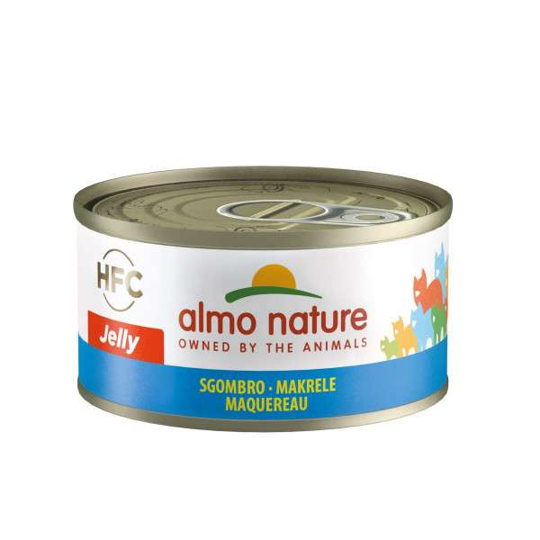 Almo Nature HFC Jelly Makrel 70 g
