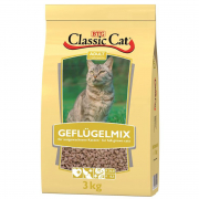 Classic Cat Mix de Aves de Corral 3 kg