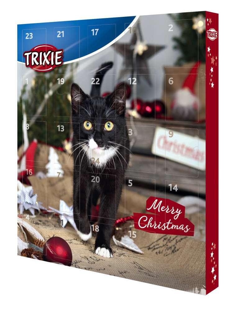 Trixie Advent Calendar for Cats  osta edullisesti