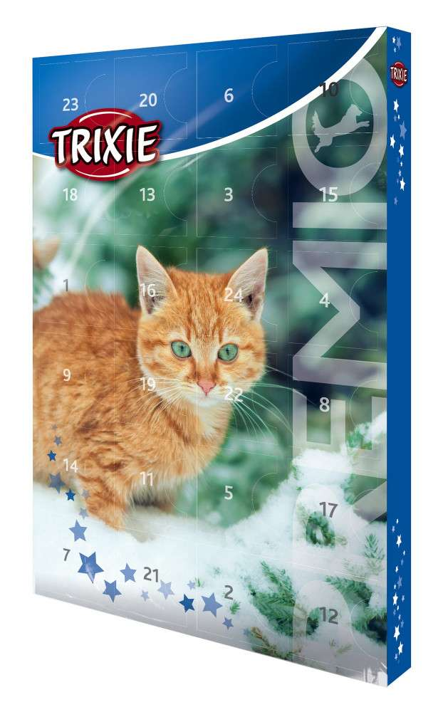 Adventskalender PREMIO von Trixie  bei Zoobio.at