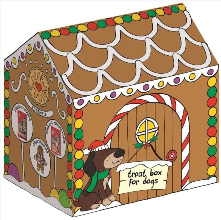 Armitage Pet Care Good Boy Gingerbread House  5000239102716 avis