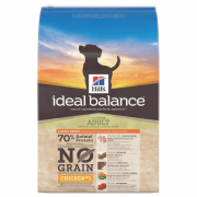 Hill's Ideal Balance Canine Adult Large Breed No Grain con Pollo y Patata - EAN: 0052742301426