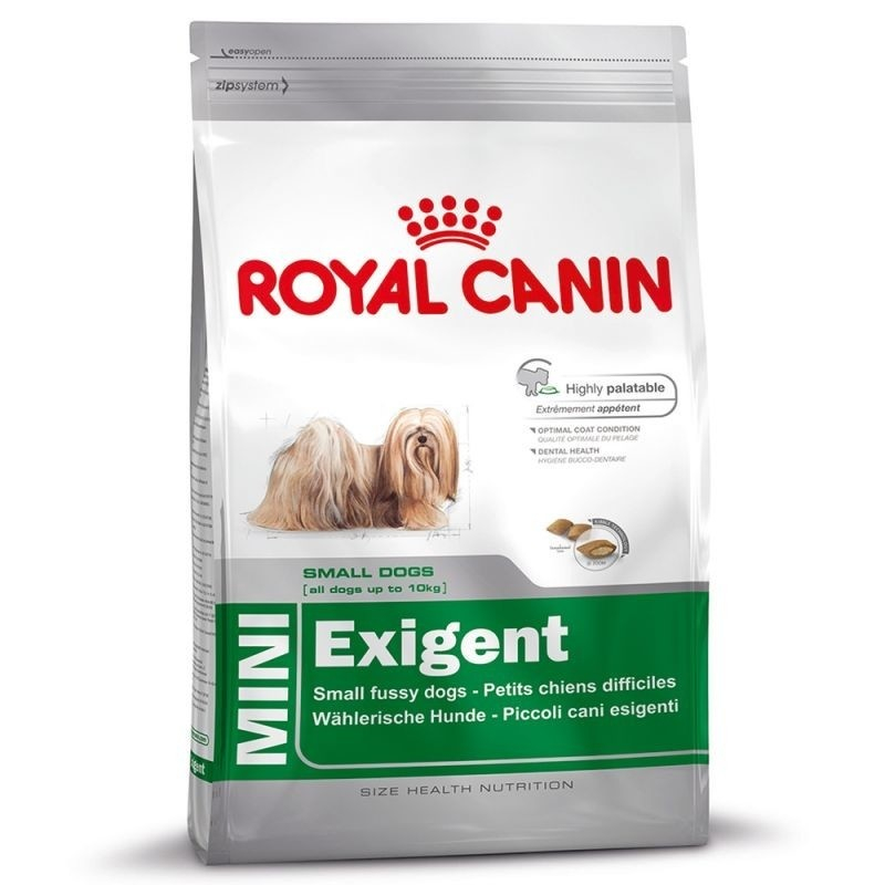 Royal Canin Size Health Nutrition Mini Exigent 4 kg 3182550795203 opiniones