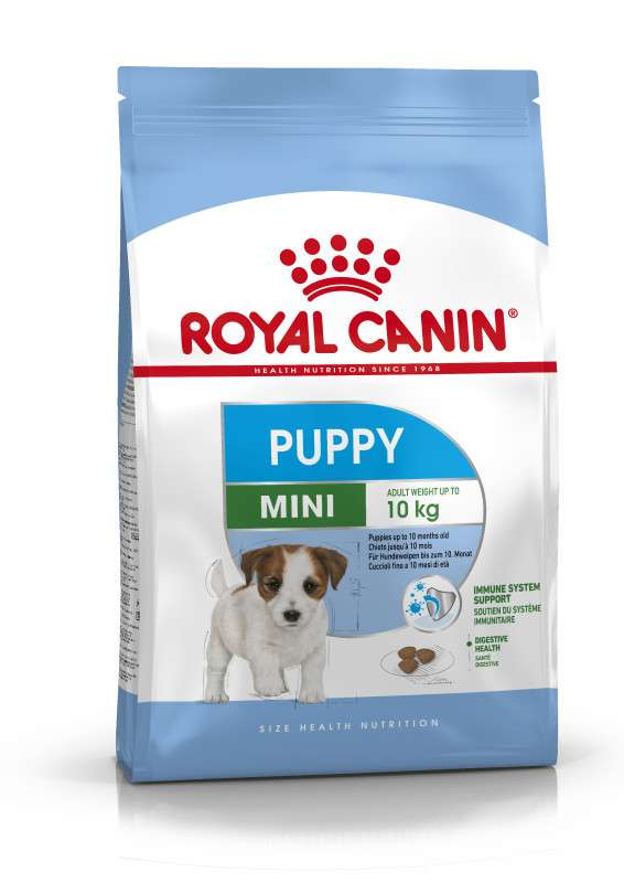 Royal Canin Size Health Nutrition Mini Puppy Fjærkre