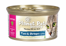 Planet Pet Society Thunfisch mit Shrimps in Soße 85 g