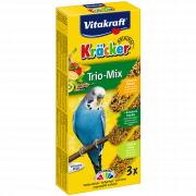 Cracker Trio-Mix Plátano / Hierbas / Kiwi 90 g