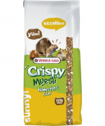Crispy Muesli-Hamsters & Co 20 kg