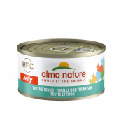 Almo Nature HFC Jelly Trout and Tuna 70 g