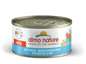 Almo Nature HFC Jelly Seafood Mix 70 g
