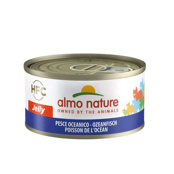Almo Nature HFC Jelly Ocean Fisk 70 g, 140 g, 280 g test