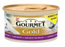 Purina Gourmet Gold Savoury Cake with Lamb and Green Beans