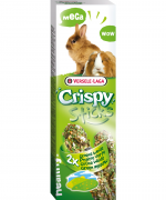 "Crispy Mega Sticks Rabbits-Guinea Pigs ""Green Meadow"" 140 g från Versele Laga"