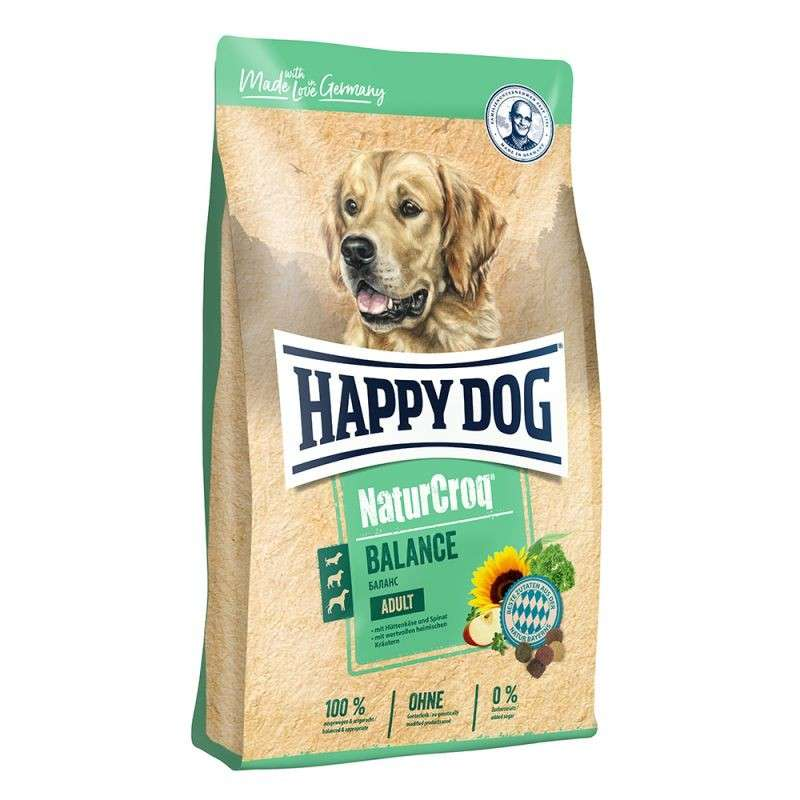 Happy Dog NaturCroq Balance 1 kg 4001967116953 opiniones
