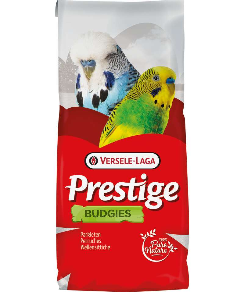 Prestige Budgies Jo Mannes Euro Champ by Versele Laga 20 kg buy online