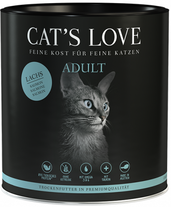 Cat's Love Adult Salmon 400 g