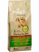 Chicken & Rice for Adult Dogs Planet Pet Society 3 kg, 15 kg