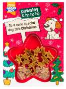 Armitage Pet Care Good Boy Chicken Meaty Treats Weihnachtskarte