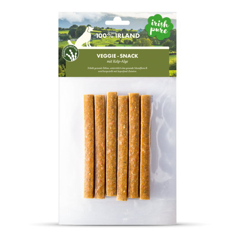 Irish Pure Veggie–Snack 150 g 5390119010058 avis