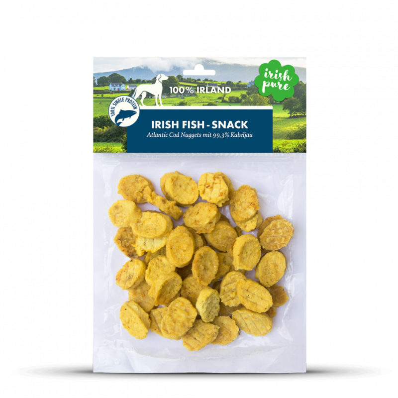 Irish Pure Kabeljau Nuggets 5391212001585