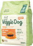 Green Petfood VeggieDog Origin Adult with Red Lentil 900 g