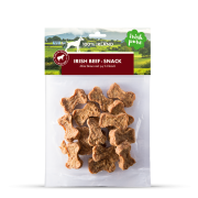 Irish Pure Mini Hundesnack Knochen Rind 150 g