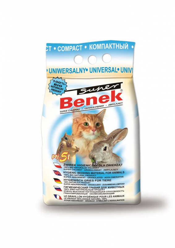 Super Benek Universal Compact EAN: 5905397010104 reviews