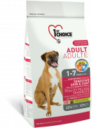1st Choice Adult Sensitive Skin & Coat with Lamb, Fish and brown Rice 350 g