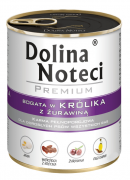 Dolina Noteci Premium rich in Rabbit with Cranberry 800 g