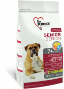 Senior Sensitive Skin & Coat with Lamb, Fish and brown Rice 12 kg
