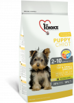 1st Choice Puppy Toy & Small Breeds mit Huhn 7 kg