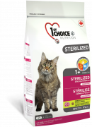 1st Choice Adult Sterilized with Chicken, grainfree 5 kg