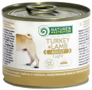 Adult Light Turkey & Lamb 200 g