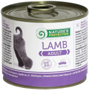 Nature's Protection Adult Lamb 200 g