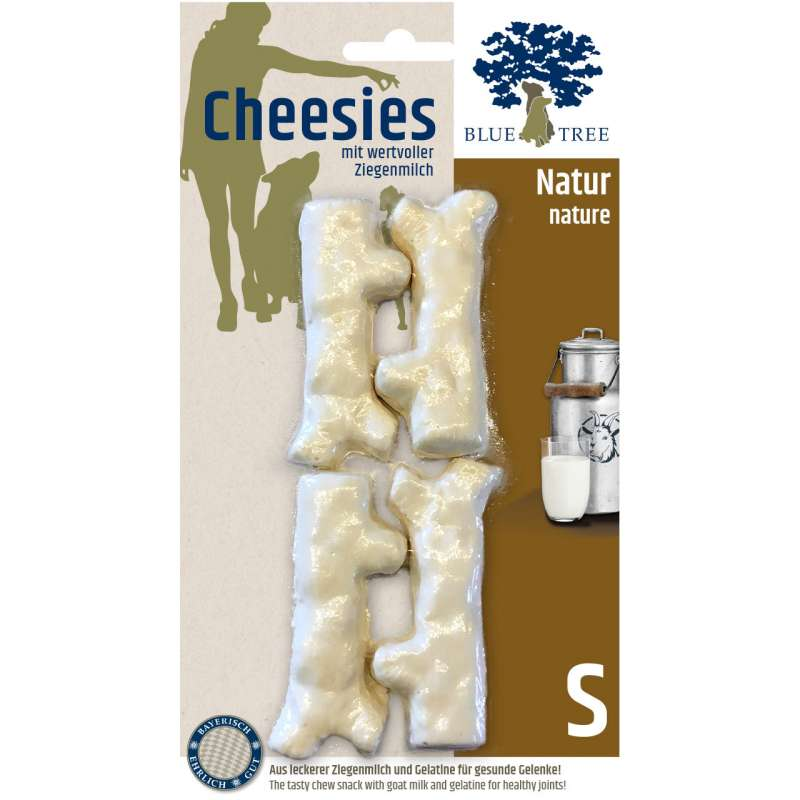BLUE TREE Cheesies Natur 80 g