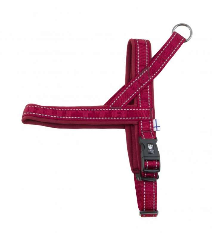 Hurtta Casual Hundegeschirr  Bordeaux 100 cm