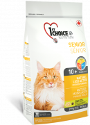 1st Choice Senior Mature - Less Active with Chicken 2.72 kg