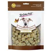 Dokas Chicken Breast Cubes with Quinoa, Broccoli and Coconut Oil 150 g