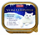 Animonda Vom Feinsten Wintertraum Adult mit Ente + Winterapfel Art.-Nr.: 89149