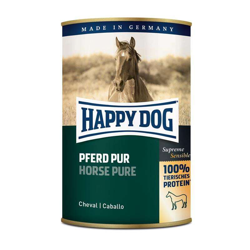 Happy Dog Horse pure 400 g