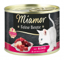 Miamor Feine Beute with Beef, Grain-free 185 g