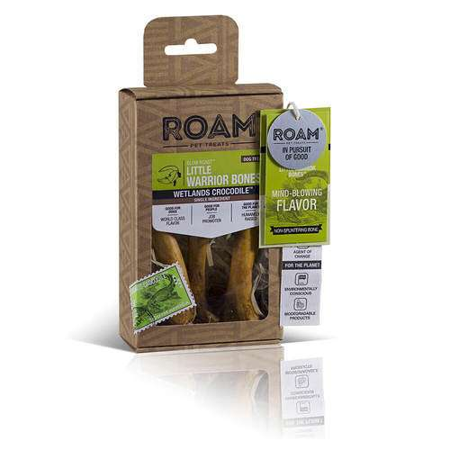 Roam Little Warrior Bones Wetlands Crocodile 329 g