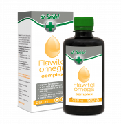 Flawitol Omega Complex for Healthy Skin and Beautiful Hair 250 ml