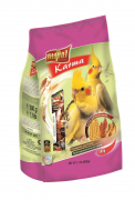 Complete Food for Cockatiels 500 g