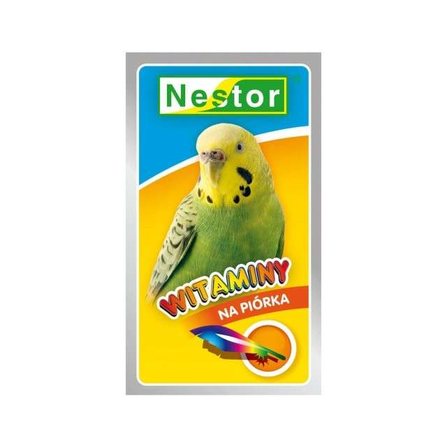 Vitamins for Parakeets for Moulting Time by Nestor 20 g buy online