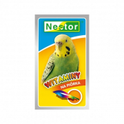 Nestor Vitamins for Parakeets for Moulting Time 20 g