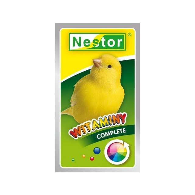 Vitamins for Canaries by Nestor 20 g buy online